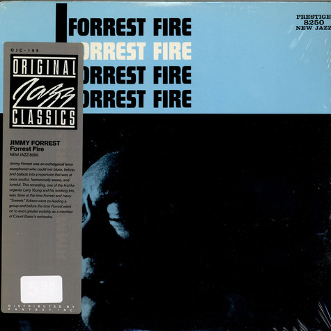 Jimmy Forrest - Forrest Fire