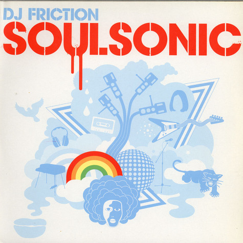 DJ Friction - Soulsonic
