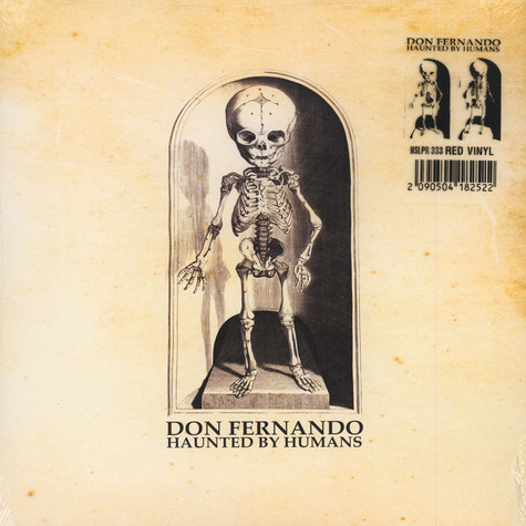 Don Fernando - Haunted By Humans Red Vinyl Edition