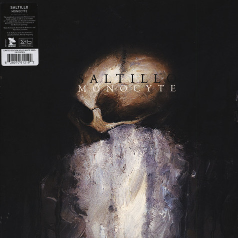 Saltillo - Monocyte White Vinyl Edition