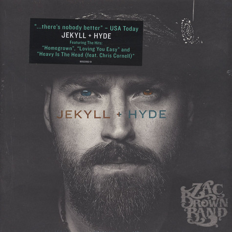 Zac Brown - Jekyll + Hyde