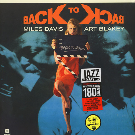Miles Davis & Art Blakey - Back To Back