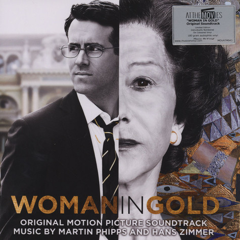 Hans Zimmer & Martin Phipps - OST Woman In Gold Gold Vinyl Edition