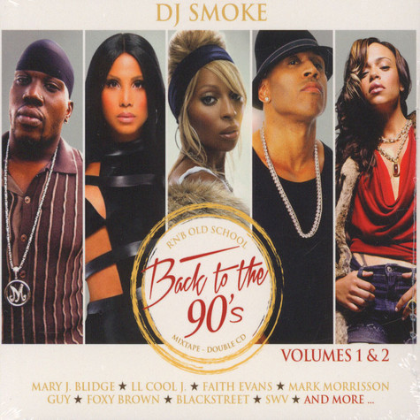 DJ Smoke - Back To The 90's Volume 1 & 2