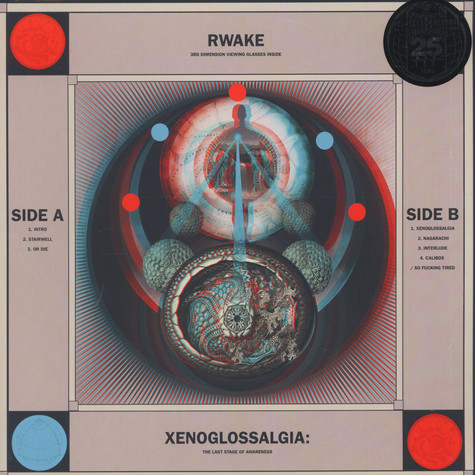 Rwake - Xenoglossalgia: The Last Stage Of Awaren