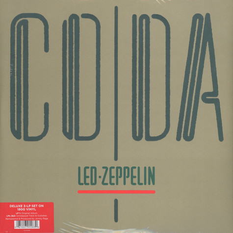 Led Zeppelin - Coda Deluxe Edition