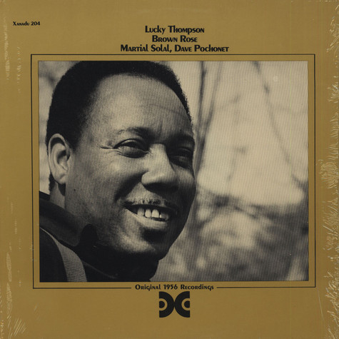 Lucky Thompson - Brown Rose