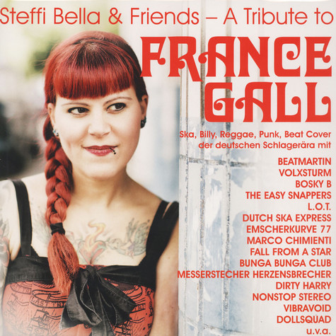 Steffi Bella & Friends - A Tribute To France Gall