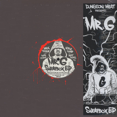 Mr. G - Sweatbox EP
