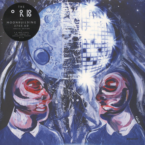 Orb, The - Moonbuilding 2703 AD Special Edition