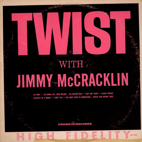 Jimmy McCracklin - Twist