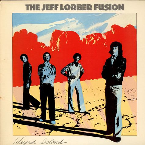The Jeff Lorber Fusion - Wizard Island
