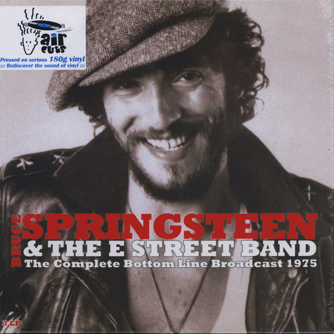 Bruce Springsteen & The E Street Band - The Complete Bottom Line Broadcast 1975