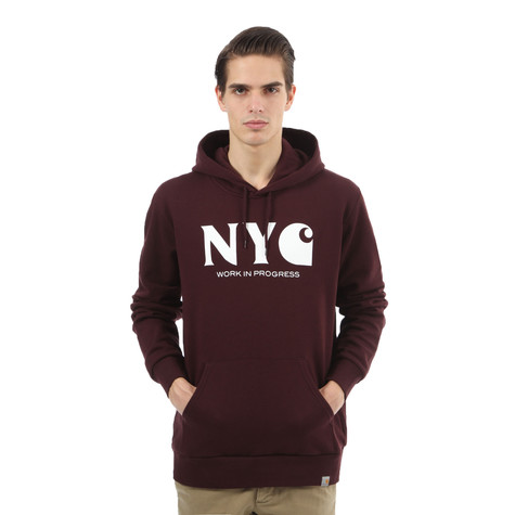 Carhartt WIP - Hooded New York City Sweater