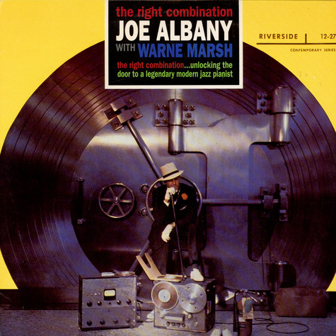 Joe Albany with Warne Marsh - The Right Combination