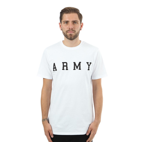 I Love Ugly - Printed Army T-Shirt