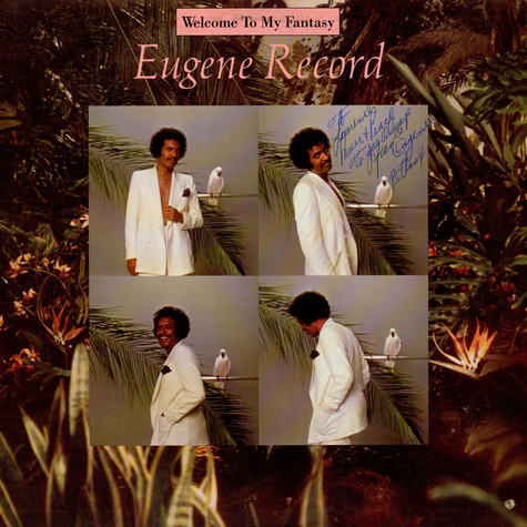 Eugene Record - Welcome To My Fantasy