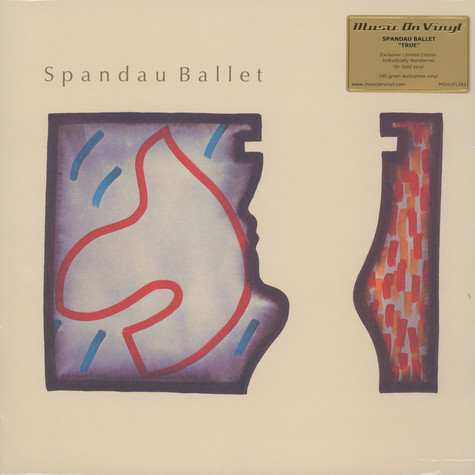 Spandau Ballet - True Gold Vinyl Edition
