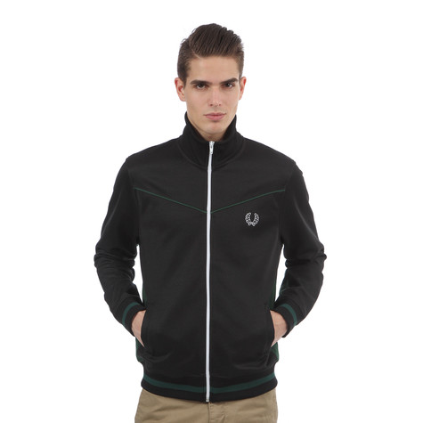 Fred Perry - Piped Chevron Track Jacket