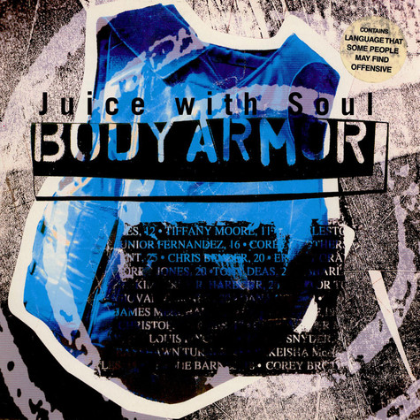 Juice With Soul - Body Armor