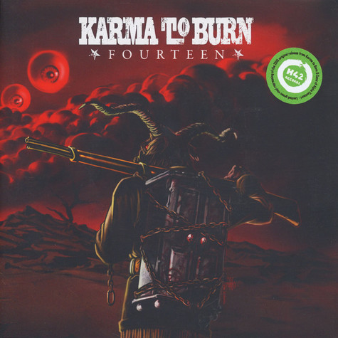 Karma To Burn / Sons Of Alpha Centauri - Fourteen / 65