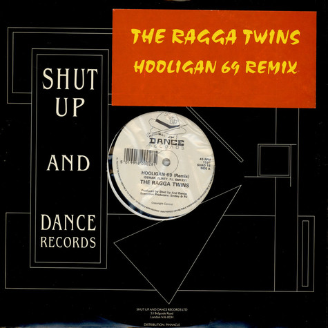 Ragga Twins, The - Hooligan 69