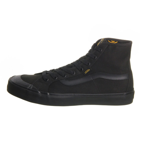 Vans x Captain Fin - Black Ball Hi SF