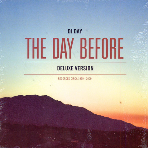 DJ Day - The Day Before (Deluxe Version)