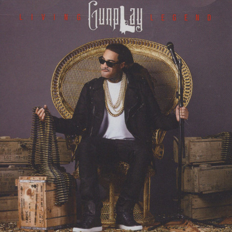 Gunplay - Living Legend