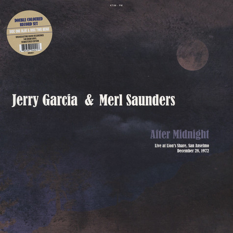 Jerry Garcia & Merl Saunders - The System: Live At Lion's Share, San Anselmo 1972