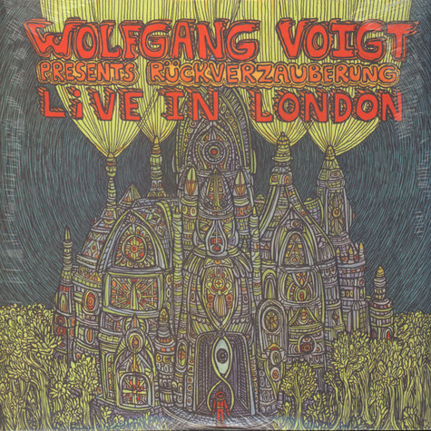 Wolfgang Voigt - Wolfgang Voigt presents Rückverzauberung Live in London