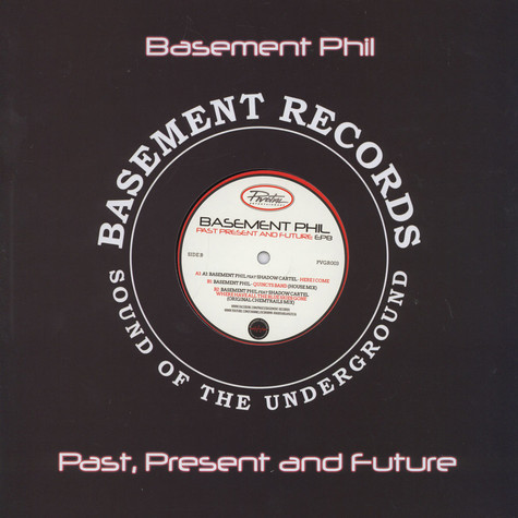 Basement Phil - Past Present And Future EP8