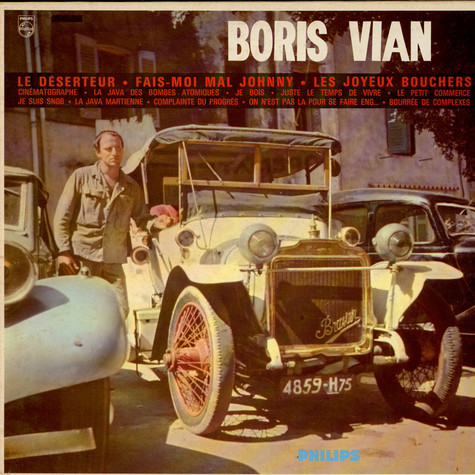 Boris Vian, - Chansons Possibles, Ou Impossibles