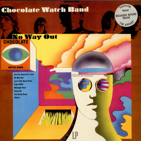Chocolate Watchband, The - No Way Out