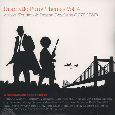 V.A. - Dramatic Funk Themes Volume 4