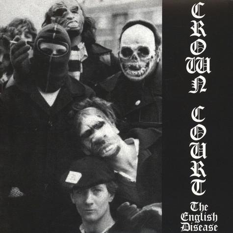 Crown Court - The English Disease