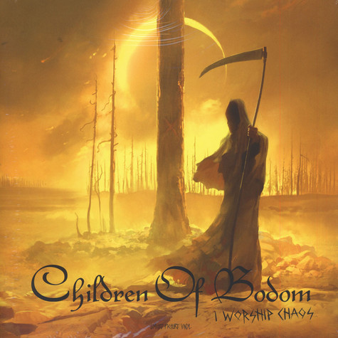 Children Of Bodom - I Worship Chaos Picture Disc Edition