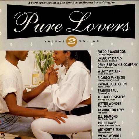 V.A. - Pure Lovers Volume 2