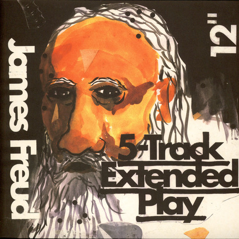 James Freud - 5-Track Extended Play