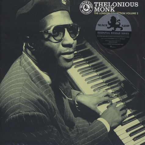 Thelonious Monk - London Collection Volume 2