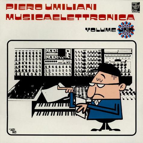 Piero Umiliani - Musicaelettronica Volume Uno