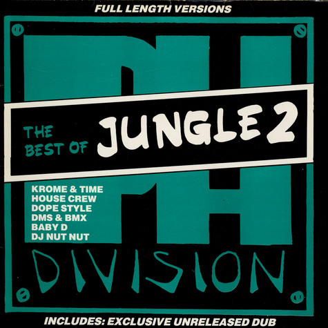 V.A. - The Best Of Jungle 2