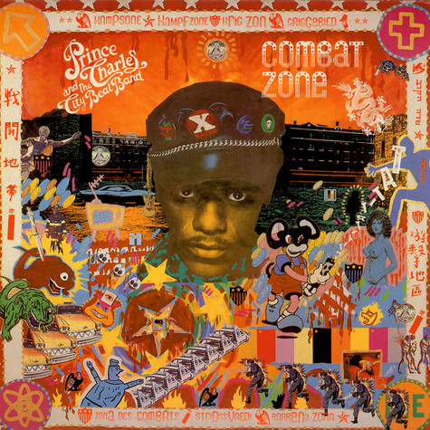 Prince Charles And The City Beat Band - Combat Zone
