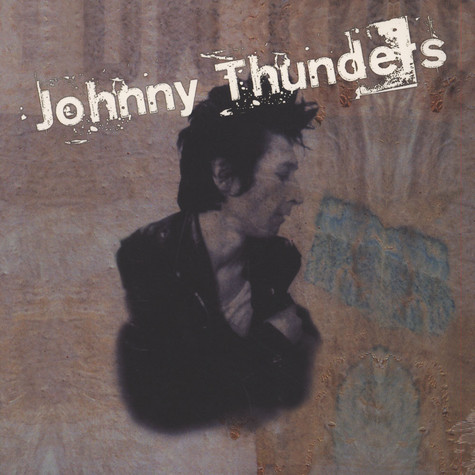 Johnny Thunders - Critics Choice / So Alone