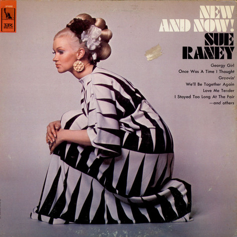 Sue Raney - New And Now!