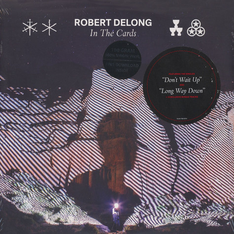 Robert Delong - In The Cards