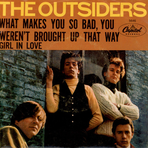 Outsiders, The - Girl In Love