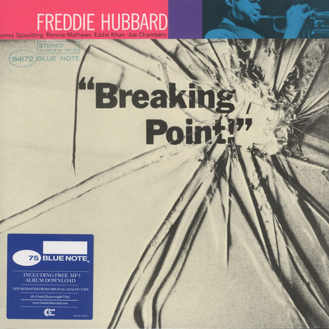 Freddie Hubbard - Breaking Point