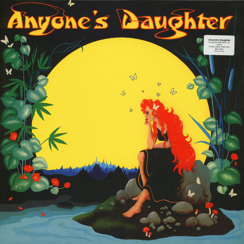 Anyone's Daughter - Anyone's Daughter Yellow Vinyl Edition