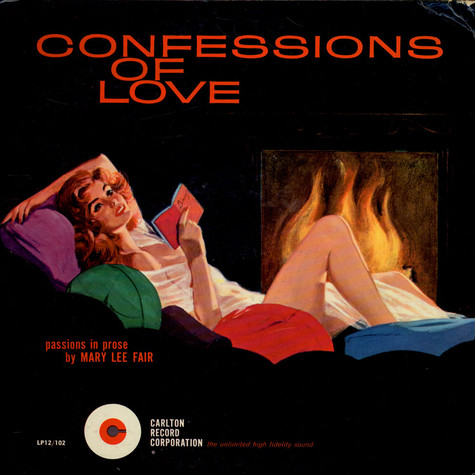 Mary Lee Fair, - Confessions Of Love: Passions In Prose By Mary Lee Fair